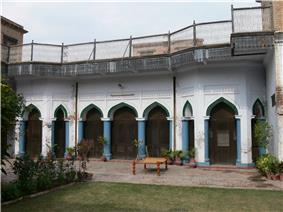 A Haveli in Toba Tek Singh district