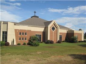 Sacred Heart Catholic Church in Warner Robins.JPG