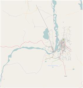 Myinmu is located in Sagaing
