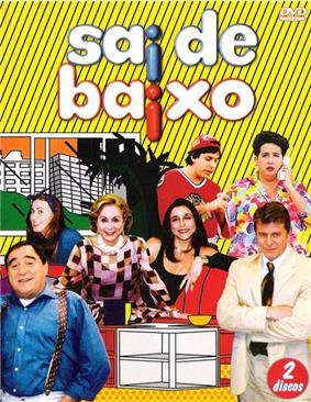 Cover of the First Season DVD.