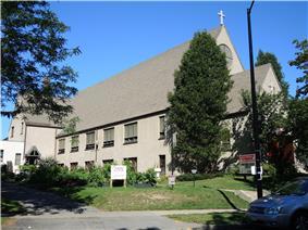 Saint Mark's and Saint John's Episcopal Church