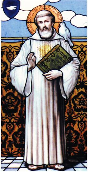 Picture of St. Columbanus