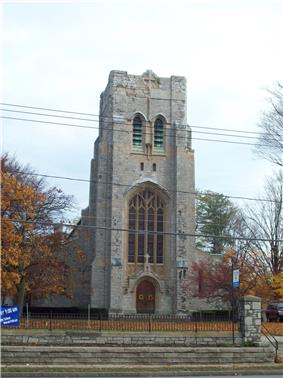 Saint James' Episcopal Church
