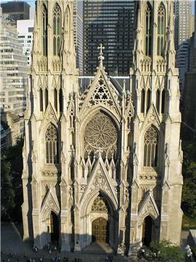 St. Patrick's Cathedral Complex