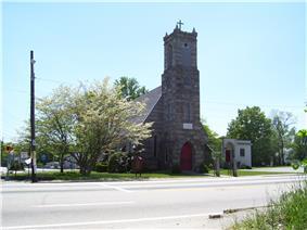 Saint Thomas Episcopal Church and Rectory