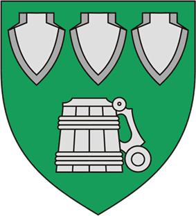 Coat of arms of Saku Parish