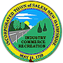 Official seal of Salem, New Hampshire