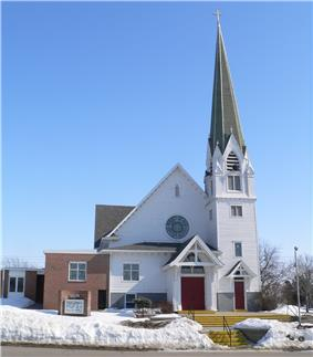 Swedish Evangelical Lutheran Salem Church