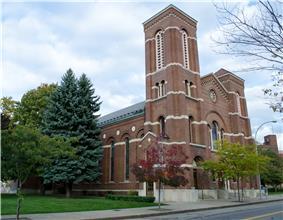 German United Evangelical Church Complex