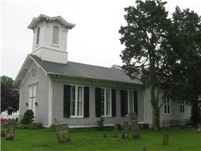 Salem Methodist Church Complex