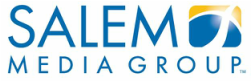 Logo of Salem Communications.