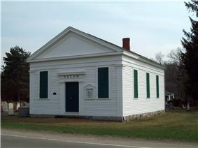 Salem Welsh Church