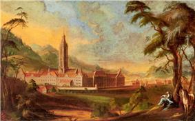 Salem Abbey, ca. 1765