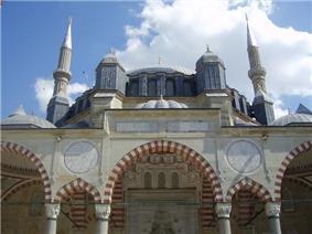 Salimiye's beauty and grandeur.jpg