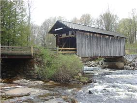 Salisbury Covered Bridge