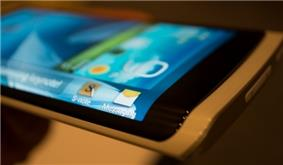 The Youm concept device from Samsung Electronics presented at CES 2013