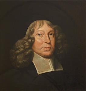 Painting of Samuel Rutherford.