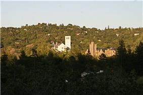 View of San Anselmo