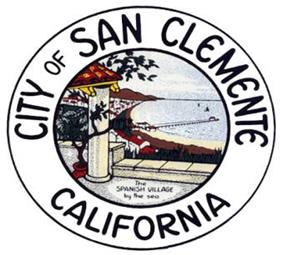 Official seal of City of San Clemente