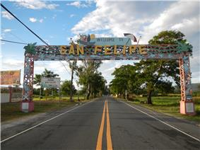 Welcome Arch