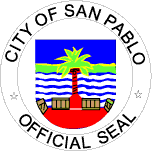 Official seal of San Pablo