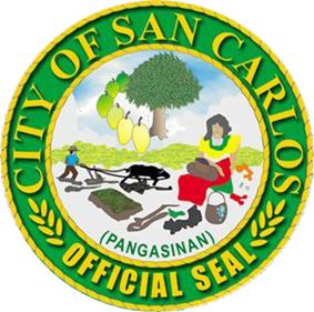 Official seal of San Carlos