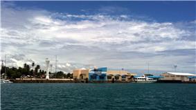 Port of San Carlos