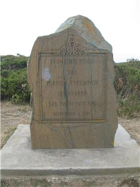 San Francisco Bay Discovery Site