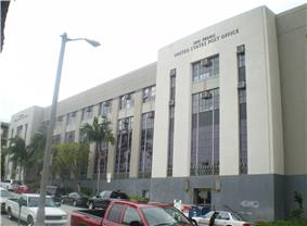 US Post Office-San Pedro Main