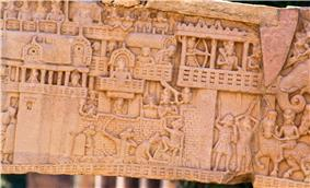 Sanchi-Battle Scene.jpg