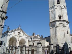Shrine of St Michael
