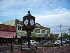 Sanford Commercial District