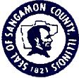 Seal of Sangamon County, Illinois