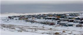 Sanikiluaq in December