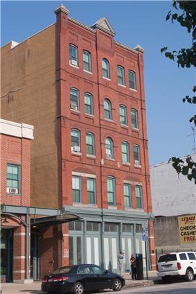 Sanitary Laundry Company Building