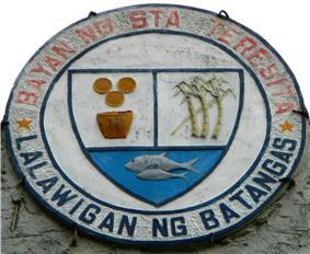 Official seal of Santa Teresita