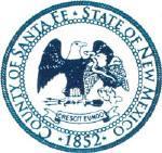 Seal of Santa Fe County, New Mexico