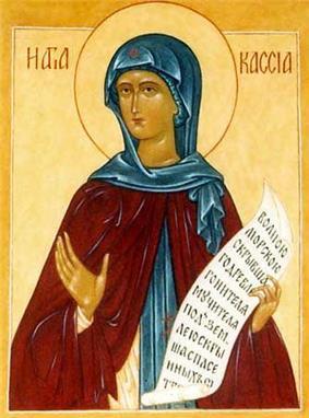 Saint Kassia