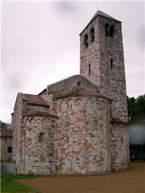 Church of Santa Maria de Barberà