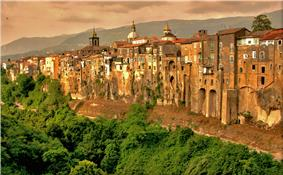 Fortifications of Sant'Agata de' Goti