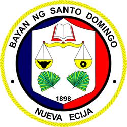 Official seal of Santo Domingo