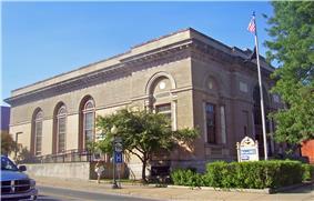 US Post Office-Saratoga Springs