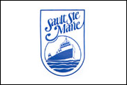 Flag of Sault Sainte Marie, Michigan