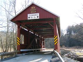 Sawhill Covered Bridge