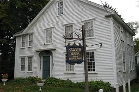 Sawyer House, Bolton Historical Society