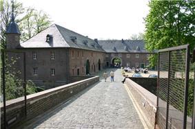 view of Burgau Castle
