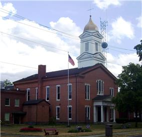 Schuyler County Courthouse Complex