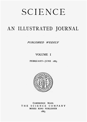 cover of the issue from February–June 1883