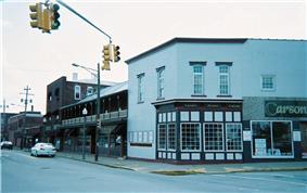 Scottdale Historic District