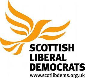 Scottish Liberal Democrats Party Logo
